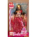barbie AA HOLIDAY WISHES voeux de Noel hiver 2013 Mattel BBV51