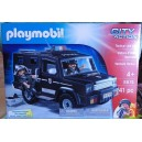 PLAYMOBIL 5674 le véhicule d'intervention swat