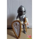PLAYMOBIL chevalier blanc