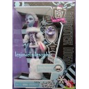 ABBEY Bominable & Shiver DIARY basic journal intime poupée monster high 2011 Mattel V7988