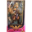 Barbie ANTIOPE WONDER WOMAN Princess of the Amazons Bill Greening 2016 Mattel DWD84