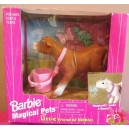 LIZZIE barbie magical pets friend of nibbles VEAU Vache ferme 1997 Mattel 67603