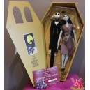JACK &SALLY Coffin cerceuil Nightmare before christmas DISNEY 2015 édition limitée DIAMOND SELECT TOYS