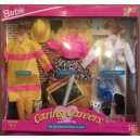 Barbie CARING CAREERS Fashion Gift Set 1993 Mattel 10773