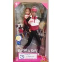 Barbie & KELLY  MARCH of DIMES walkamerica 1998 Mattel 20843