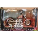Barbie HARLEY DAVIDSON MOTOR CYCLES 1999 Mattel 26132