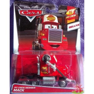 PIT CREW MEMBER MACK - deluxe cars 95 pit crew