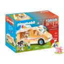 PLAYMOBIL 9114 le ice cream truck (version américaine)