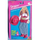 Skipper HIGH SCHOOL FUN cow boy chapeau bottes tenue barbie 1994 Mattel 12617