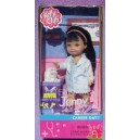 JENNY VETERINARIAN Career day vétérinaire et lapin Barbie Club Kelly 2001 Mattel 52842