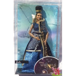 Barbie AA Signature MRS. WHO film a Wrinkle in Time DISNEY 2017 Mattel FPW24