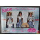 barbie LITTLE DEBBIE Collector Edition Figurine Set 1997 Mattel 17740