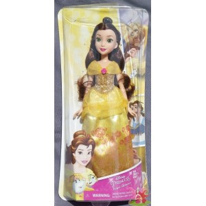 BELLE Beauty ROYAL SHIMMER Poupée Princess Disney