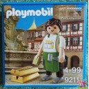 PLAYMOBIL 9211 le Fondeur d'Or
