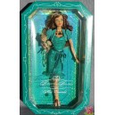 Barbie AA BIRTHSTONE BEAUTIES MISS ESMERALD MAY émeraude mai Birthday anniversaire 2007 Mattel L7576