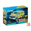 PLAYMOBIL 70286 la mystery machine Scooby-Doo