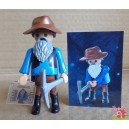 Playmobil 70288 la Figurine Fantôme de Scooby-Doo the Caretaker + Autocollant