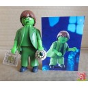 Playmobil 70288 la Figurine Fantôme de Scooby-Doo the Creeper + Autocollant