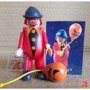 Playmobil 70288 la Figurine Fantôme de Scooby-Doo Ghost Clown + Autocollant