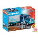 PLAYMOBIL 9314 le semi remorque BIG RIG