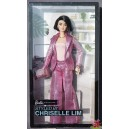 Barbie ASIAN Pink Pant Suit styled by CHRISELLE LIM 2019 Mattel GHL77