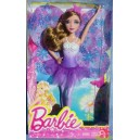 petite barbie MAGIC BRUNETTE Fairytale 2013 Mattel W2960